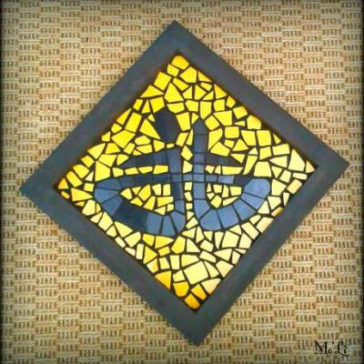 "Logo groupe de musique ""Join Da Tease"" - Faïence (carrelage)"
